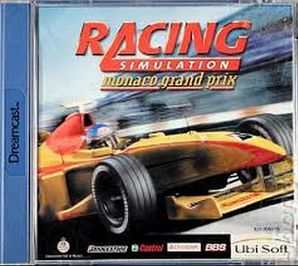 Racing Simulation : Monaco Grand Prix