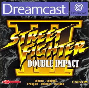 Street Fighter  3 Double Impact