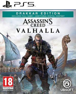Assassins Creed Valhalla Drakkar Edition