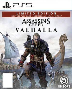 Assassins Creed Valhalla Limited Edition