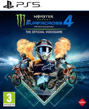 Monster Energy Supercross The official Video Game 4