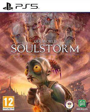 Oddworld Soulstorm Day 1 Edition