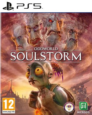 Oddworld Soulstorm Standard Edition