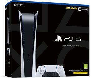 PlayStation 5 Console (Digital)