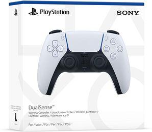 PlayStation 5 DualSense Wireless Controller (White)