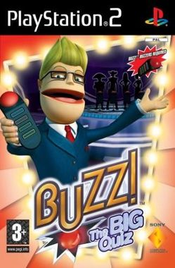 Buzz! The Big Quiz (Game Only)