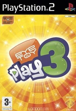 EyeToy Play 3 (No Camera)