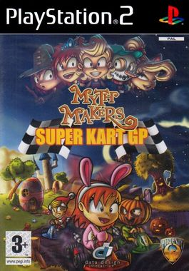 Myth Makers Super Kart GP