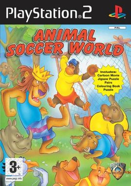 Animal Soccer World