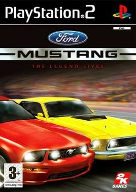Ford Mustang Racing