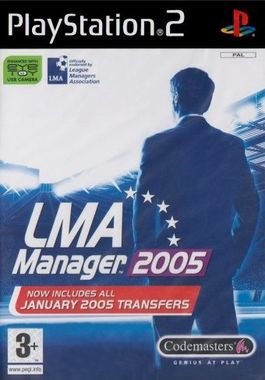 LMA Manager 2005 Updated Version with Transfers