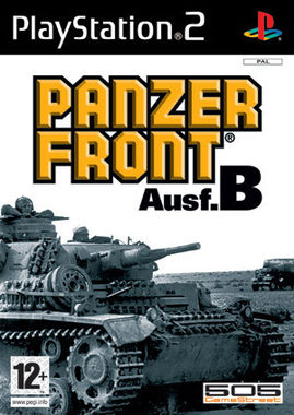 Panzer Front: AUSF.B