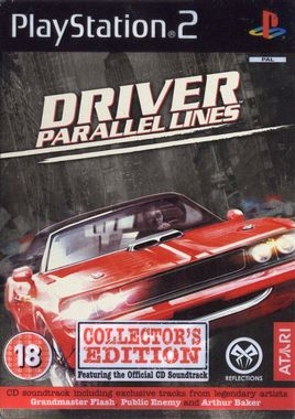 Driver: Parallel Lines Collectors Edition