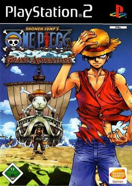 Shonen Jumps One Piece Grand Adventure