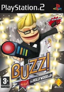 Buzz! The Hollywood Quiz with 4 Buzzers