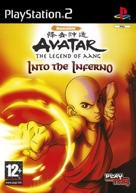 Avatar: The Legend of Aang Into the Inferno