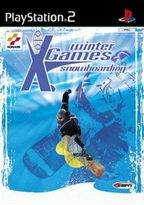 Winter X Games Snowboarding