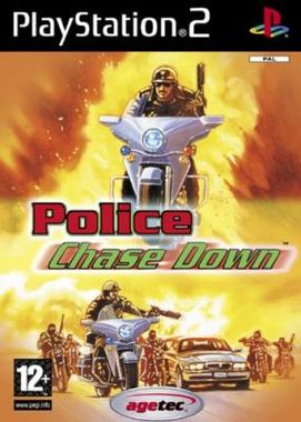 Police - Chase Down PS2