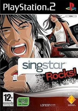 Singstar Rocks! (Game Only)