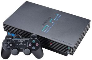 Sony Playstation 2 (PS2) Console (Original Model)