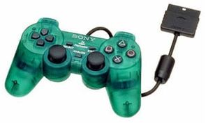 Sony PS2 Dual Shock 2 Controller - Green