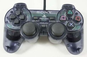 Sony PS2 Dual Shock 2 Controller - Gray