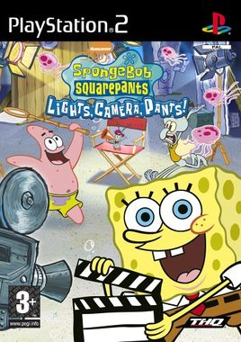 SpongeBob Squarepants Lights, Camera, PANTS!