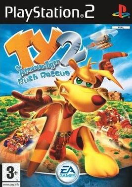 Ty the Tazmanian Tiger 2