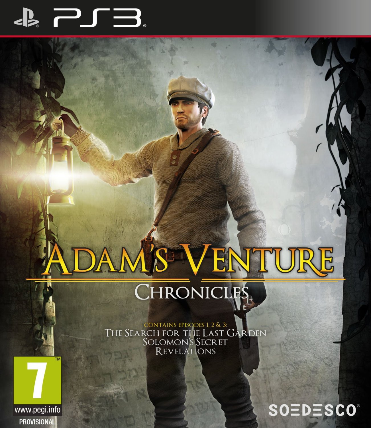 adams venture chronicles ps3