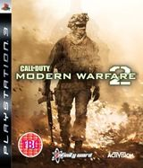 Photography of Call of Duty Modern Warfare 2
