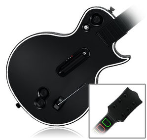 Guitar Hero 3 Legends Of Rock (Stand Alone Les Paul Guitar)