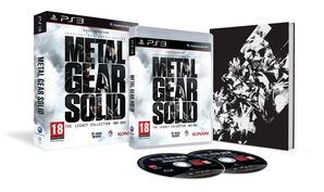Metal Gear Solid: The Legacy Collection 1987 - 2012