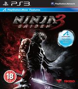 Photography of Ninja Gaiden 3
