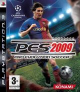 Photography of Pro Evolution Soccer 2009