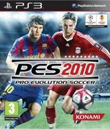 Photography of Pro Evolution Soccer 2010