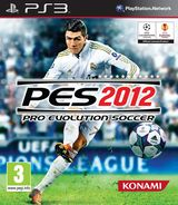Photography of Pro Evolution Soccer 2012
