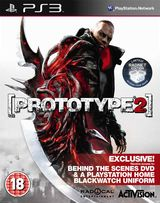 Photography of Prototype 2 Limited Radnet Edition