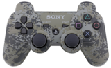 Sony PS3 Dual Shock Controller CAMO GREEN