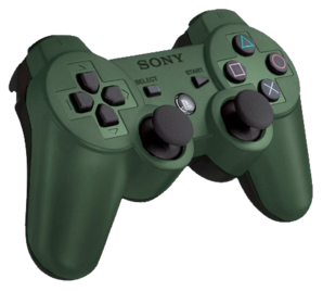 Sony PS3 Dual Shock Green
