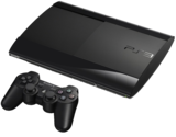 PlayStation 3 12GB M-Chassis Super Slim - Black