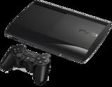 PlayStation 3 12GB M-Chassis Super Slim - Black
