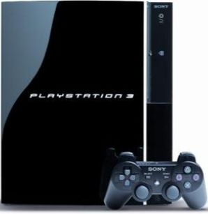 Sony Playstation 3 Console (40gb Version PS3)