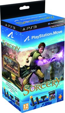 Sorcery with Move Starter Pack and Navigation Controller