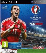 UEFA Euro 2016 France PES 2016 Pro Evolution Soccer
