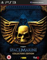 Warhammer 40,000: Space Marine Collectors Edition