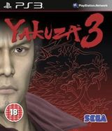 Photography of Yakuza 3