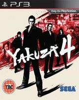 Photography of Yakuza 4