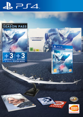 Ace Combat 7 Skies Unknown Collectors Edition