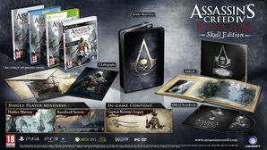 Assassins Creed IV: Black Flag Skull Edition