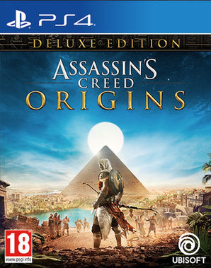 Assassins Creed: Origins Deluxe Edition